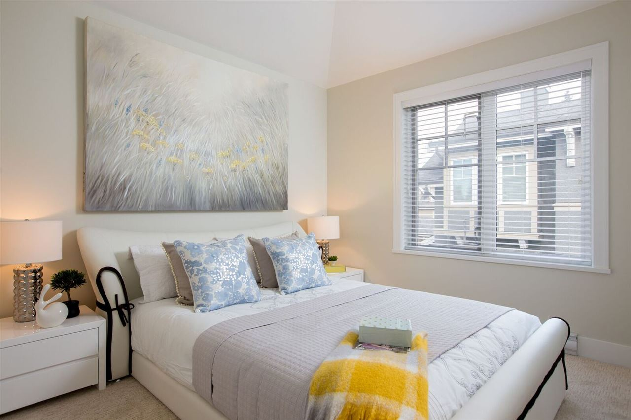 Townhouse at 1496 TILNEY MEWS, Vancouver West, British Columbia. Image 11