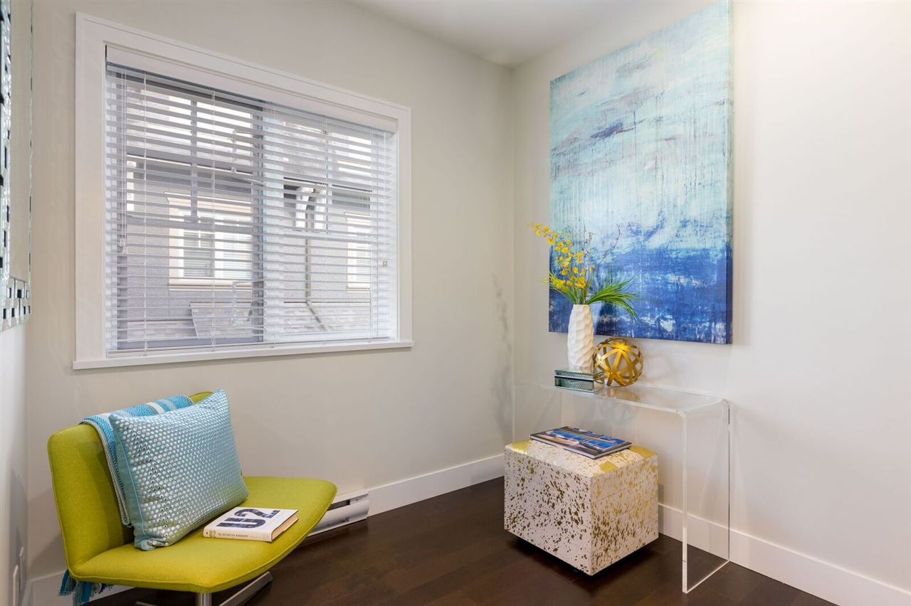 Townhouse at 1496 TILNEY MEWS, Vancouver West, British Columbia. Image 16