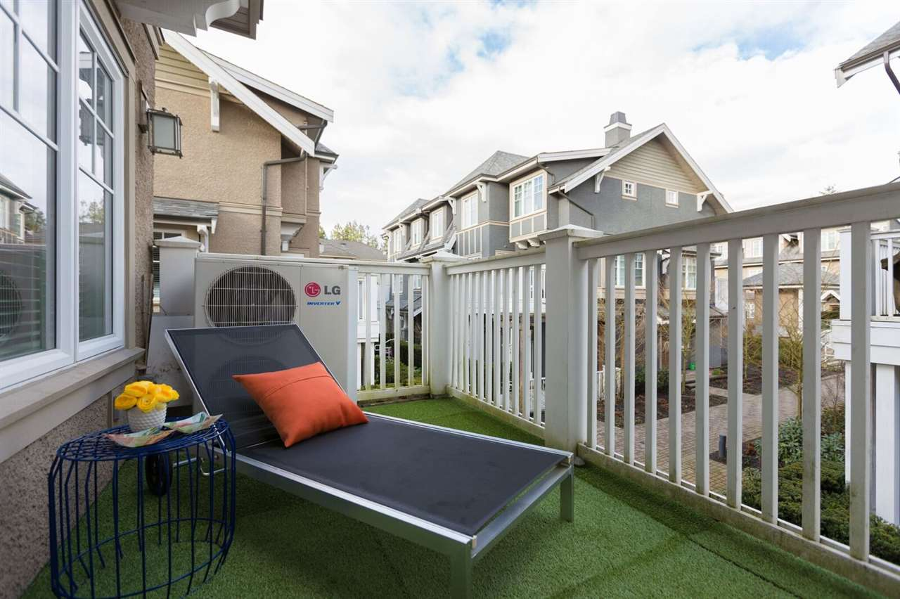 Townhouse at 1496 TILNEY MEWS, Vancouver West, British Columbia. Image 18