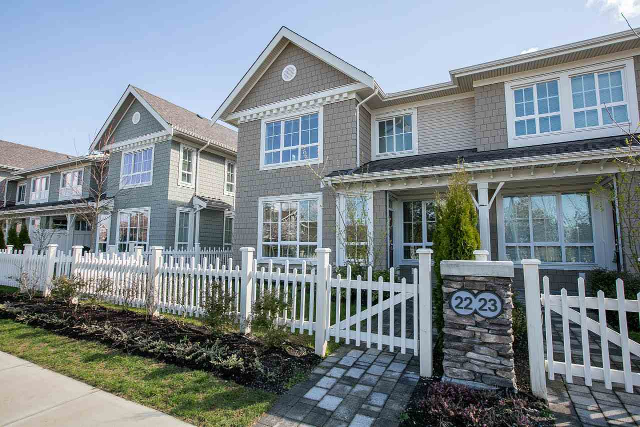 Townhouse at 22 5510 ADMIRAL WAY, Unit 22, Ladner, British Columbia. Image 1