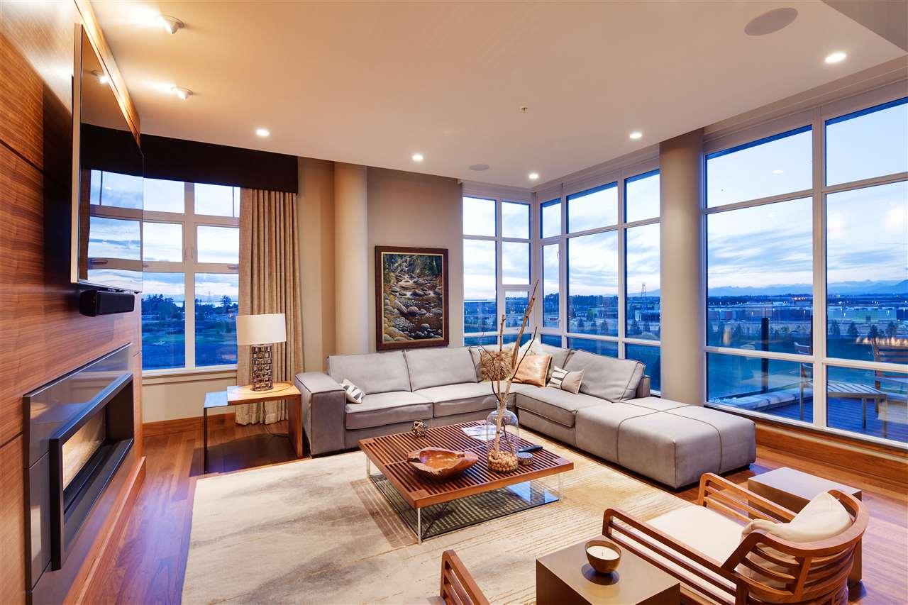 Condo Apartment at 604 5055 SPRINGS BOULEVARD, Unit 604, Tsawwassen, British Columbia. Image 1