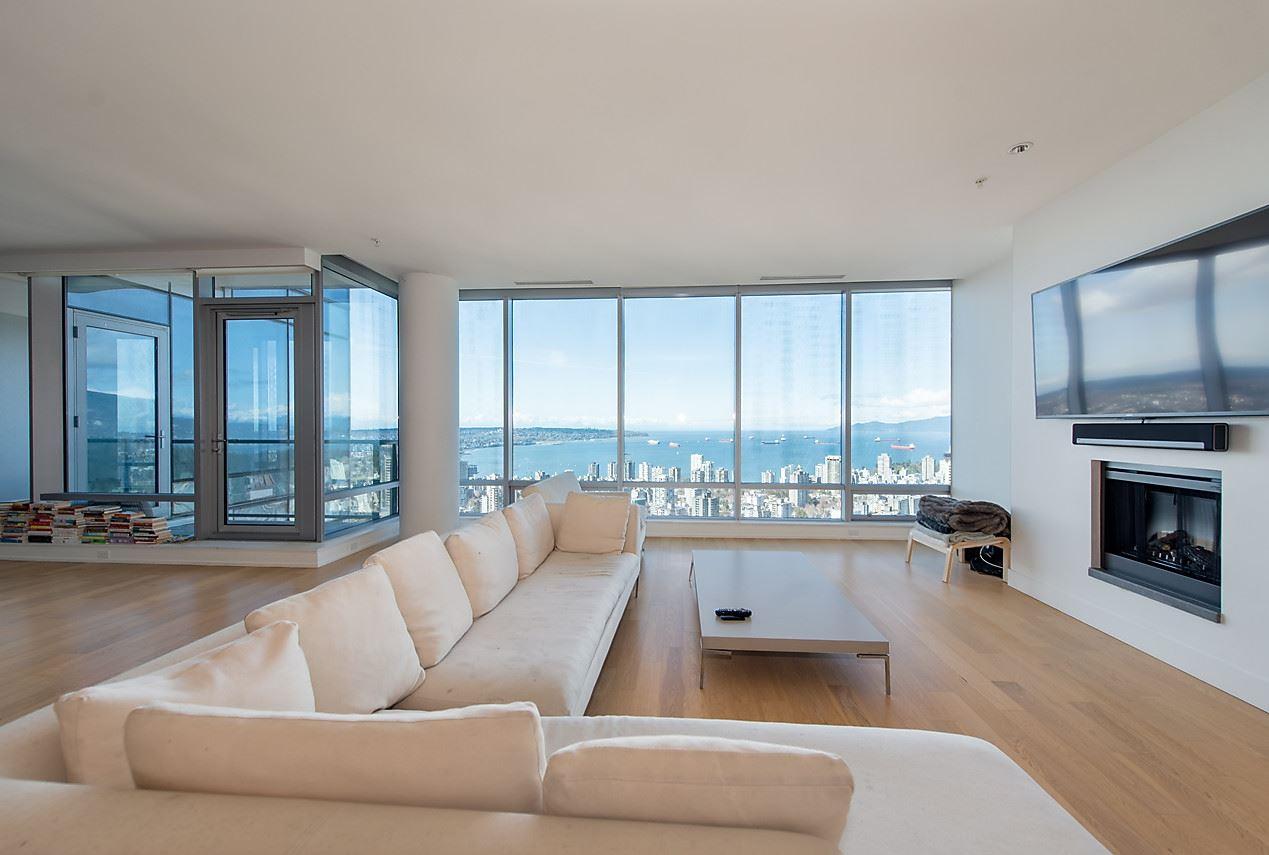 Condo Apartment at 4601 1128 W GEORGIA STREET, Unit 4601, Vancouver West, British Columbia. Image 3