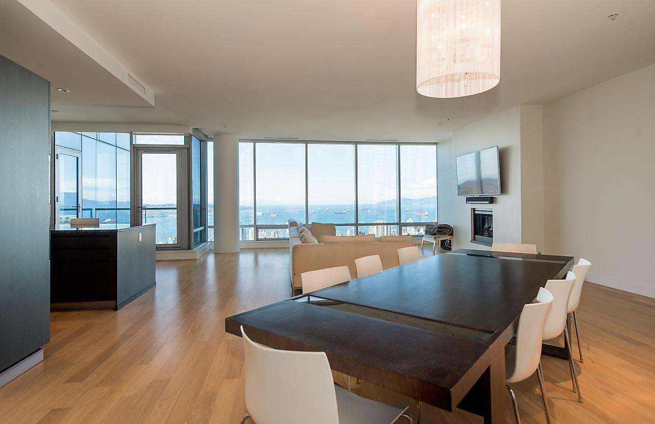 Condo Apartment at 4601 1128 W GEORGIA STREET, Unit 4601, Vancouver West, British Columbia. Image 5