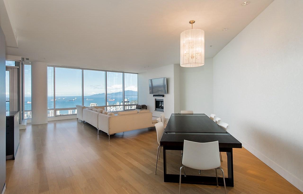 Condo Apartment at 4601 1128 W GEORGIA STREET, Unit 4601, Vancouver West, British Columbia. Image 10