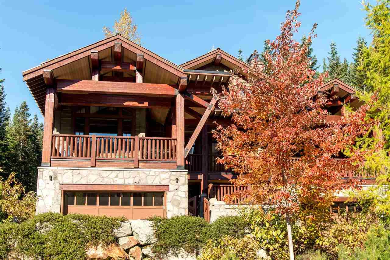 Half-duplex at 22 E 2300 NORDIC DRIVE, Unit 22 E, Whistler, British Columbia. Image 1