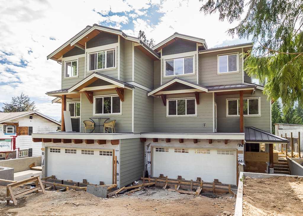 Half-duplex at 41875 GOVERNMENT ROAD, Squamish, British Columbia. Image 19