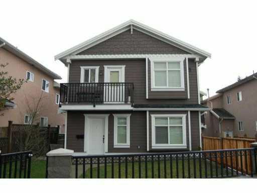 Half-duplex at 2917 KINGSWAY AVENUE, Vancouver East, British Columbia. Image 1
