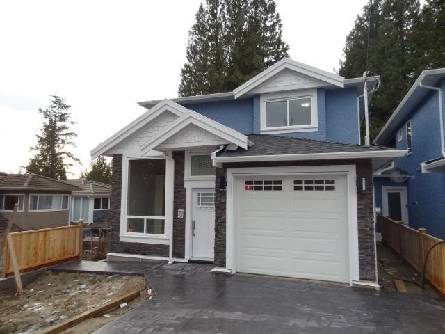 Half-duplex at 8151 MCGREGOR AVENUE, Burnaby South, British Columbia. Image 1