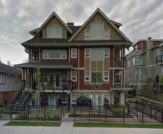 Condo Apartment at 103 930 W 16TH AVENUE, Unit 103, Vancouver West, British Columbia. Image 1