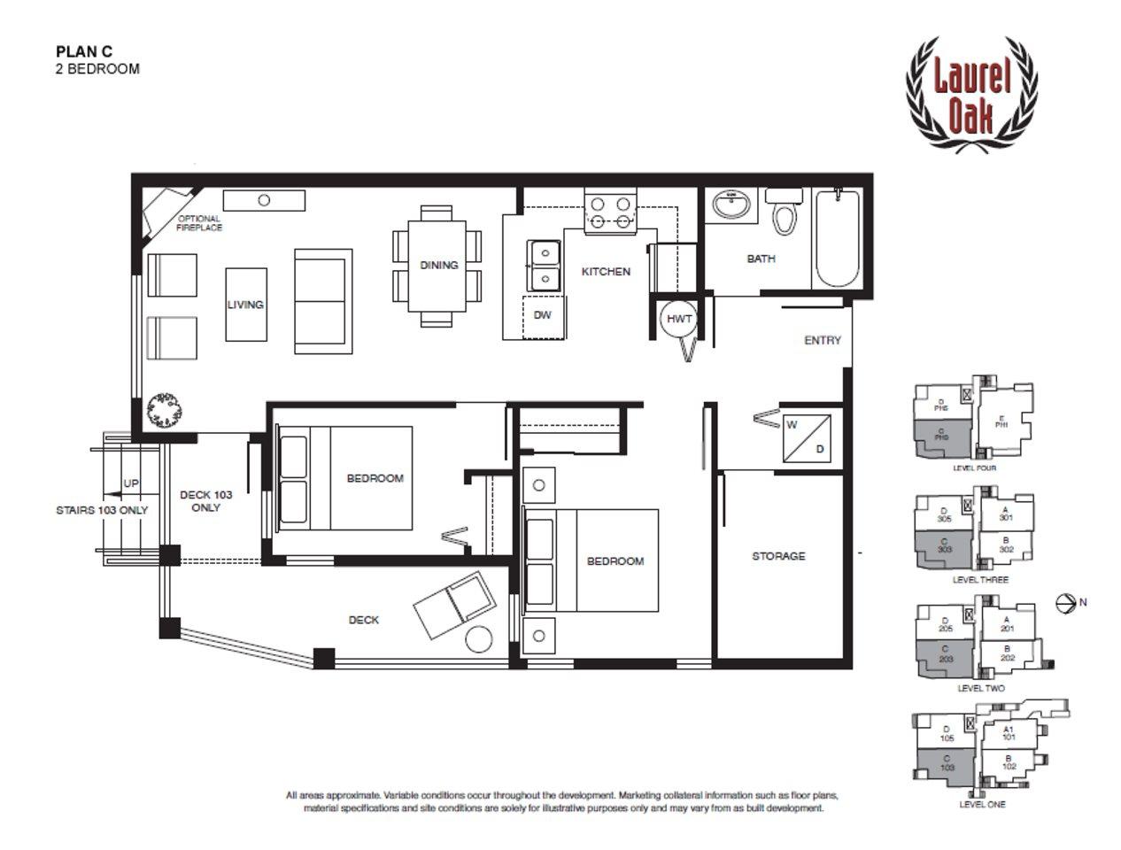 Condo Apartment at 103 930 W 16TH AVENUE, Unit 103, Vancouver West, British Columbia. Image 2
