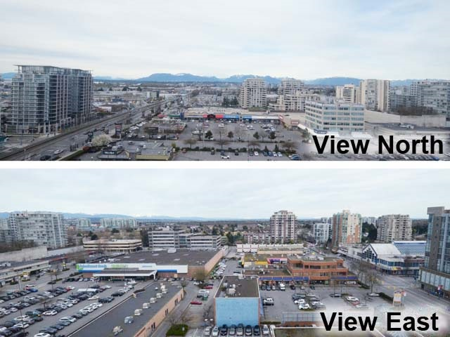 Condo Apartment at 903 8081 WESTMINSTER HIGHWAY, Unit 903, Richmond, British Columbia. Image 3