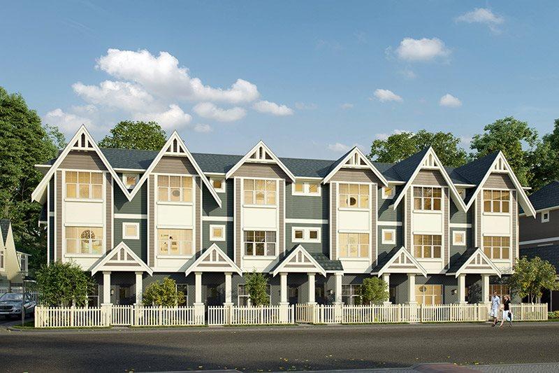 Townhouse at 48 7191 LECHOW STREET, Unit 48, Richmond, British Columbia. Image 9