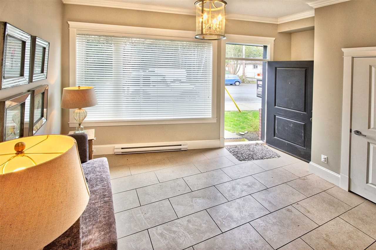 Townhouse at 312 SEYMOUR RIVER PLACE, North Vancouver, British Columbia. Image 3