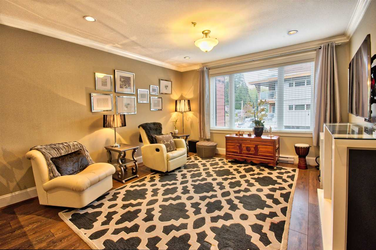 Townhouse at 312 SEYMOUR RIVER PLACE, North Vancouver, British Columbia. Image 7