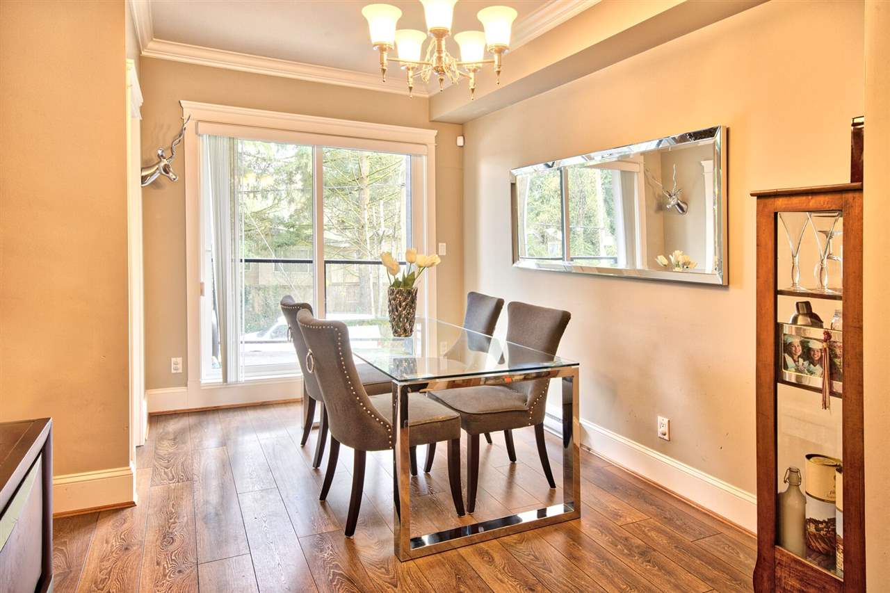 Townhouse at 312 SEYMOUR RIVER PLACE, North Vancouver, British Columbia. Image 8