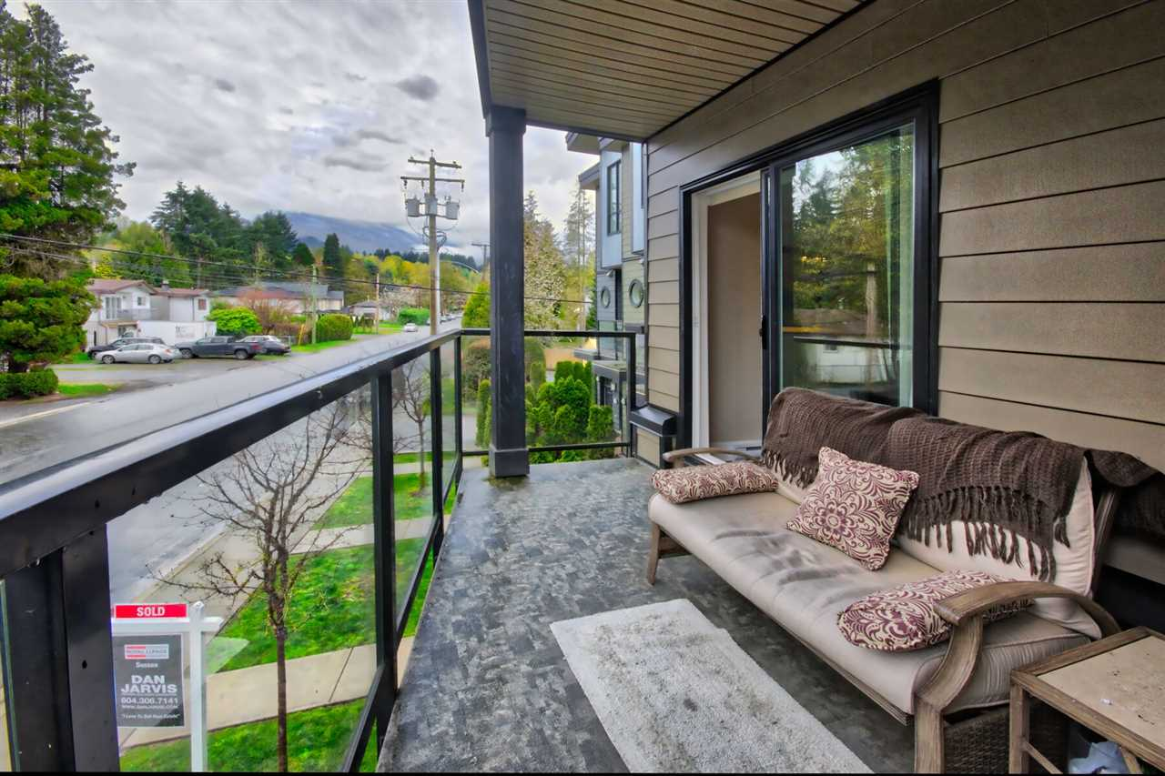 Townhouse at 312 SEYMOUR RIVER PLACE, North Vancouver, British Columbia. Image 17