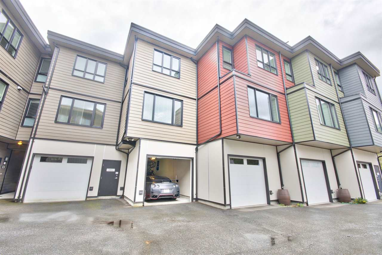 Townhouse at 312 SEYMOUR RIVER PLACE, North Vancouver, British Columbia. Image 19