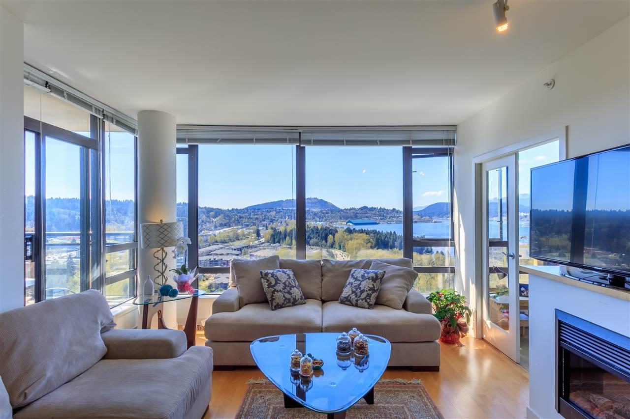 Condo Apartment at 2504 110 BREW STREET, Unit 2504, Port Moody, British Columbia. Image 2