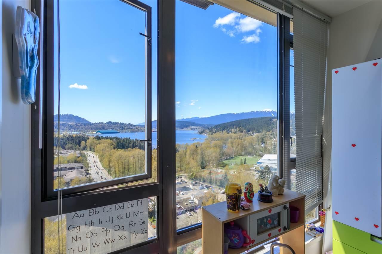 Condo Apartment at 2504 110 BREW STREET, Unit 2504, Port Moody, British Columbia. Image 4
