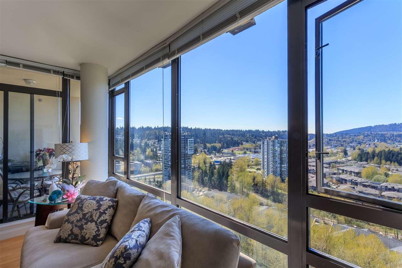 Condo Apartment at 2504 110 BREW STREET, Unit 2504, Port Moody, British Columbia. Image 8