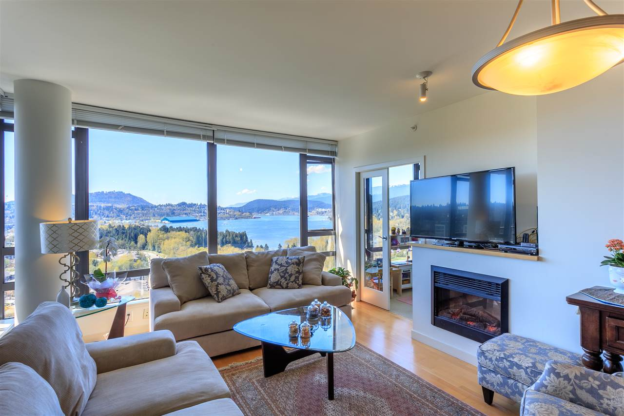 Condo Apartment at 2504 110 BREW STREET, Unit 2504, Port Moody, British Columbia. Image 11