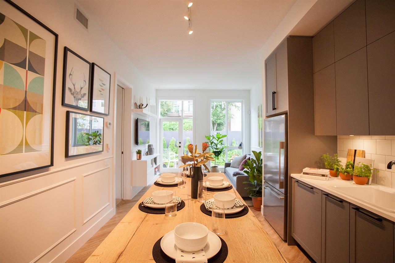 Condo Apartment at 122 14968 101A AVENUE, Unit 122, North Surrey, British Columbia. Image 4