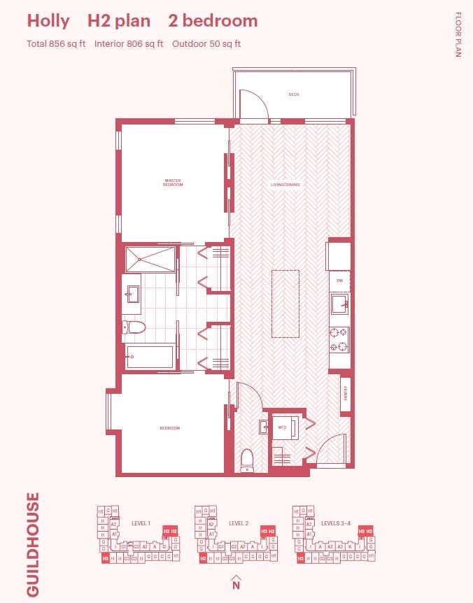 Condo Apartment at 122 14968 101A AVENUE, Unit 122, North Surrey, British Columbia. Image 5