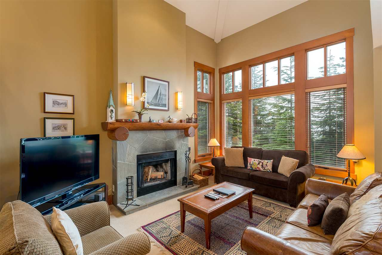 Townhouse at 19 2324 TALUSWOOD PLACE, Unit 19, Whistler, British Columbia. Image 2