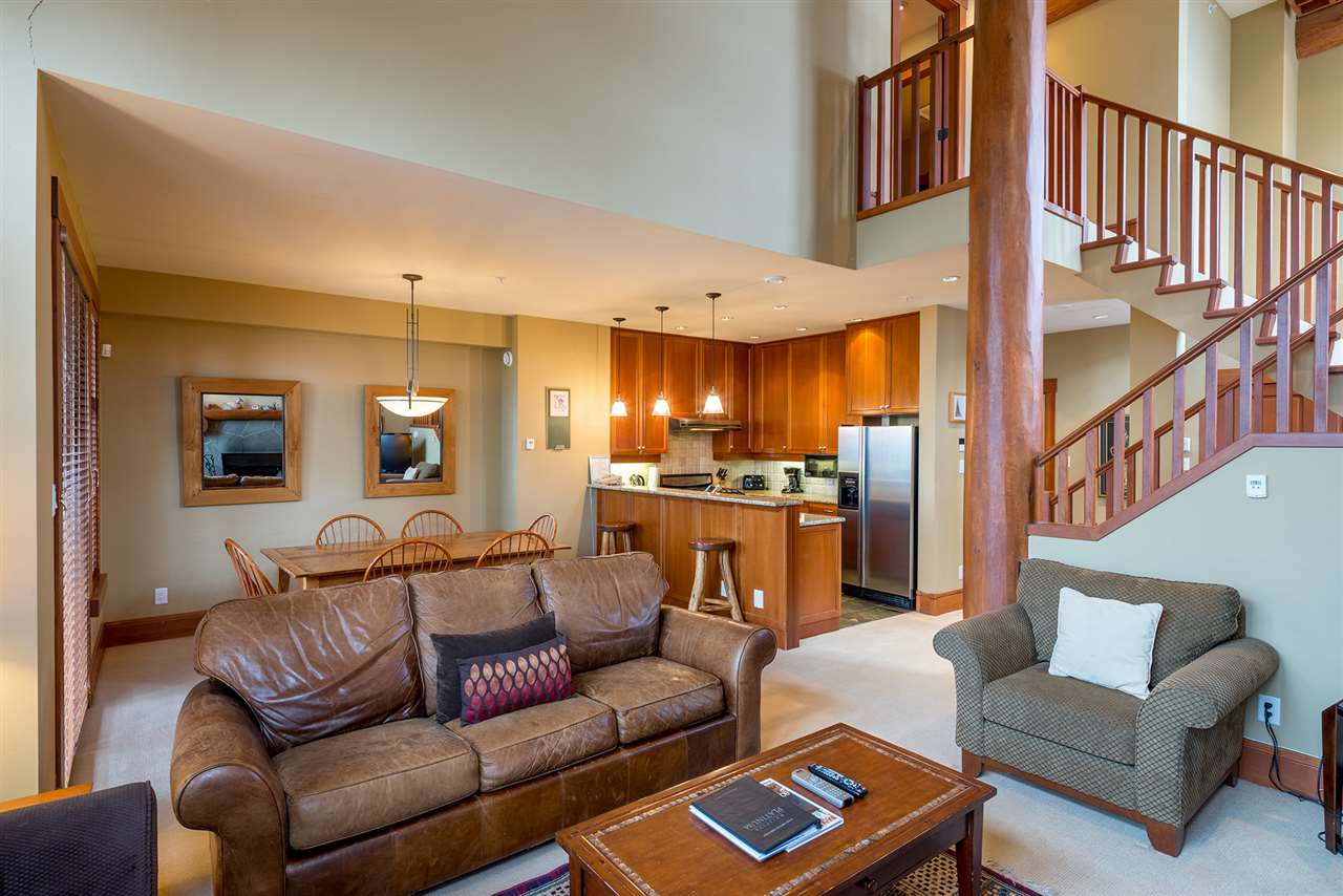 Townhouse at 19 2324 TALUSWOOD PLACE, Unit 19, Whistler, British Columbia. Image 3