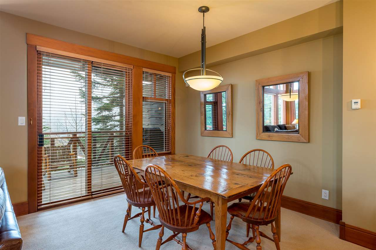Townhouse at 19 2324 TALUSWOOD PLACE, Unit 19, Whistler, British Columbia. Image 4