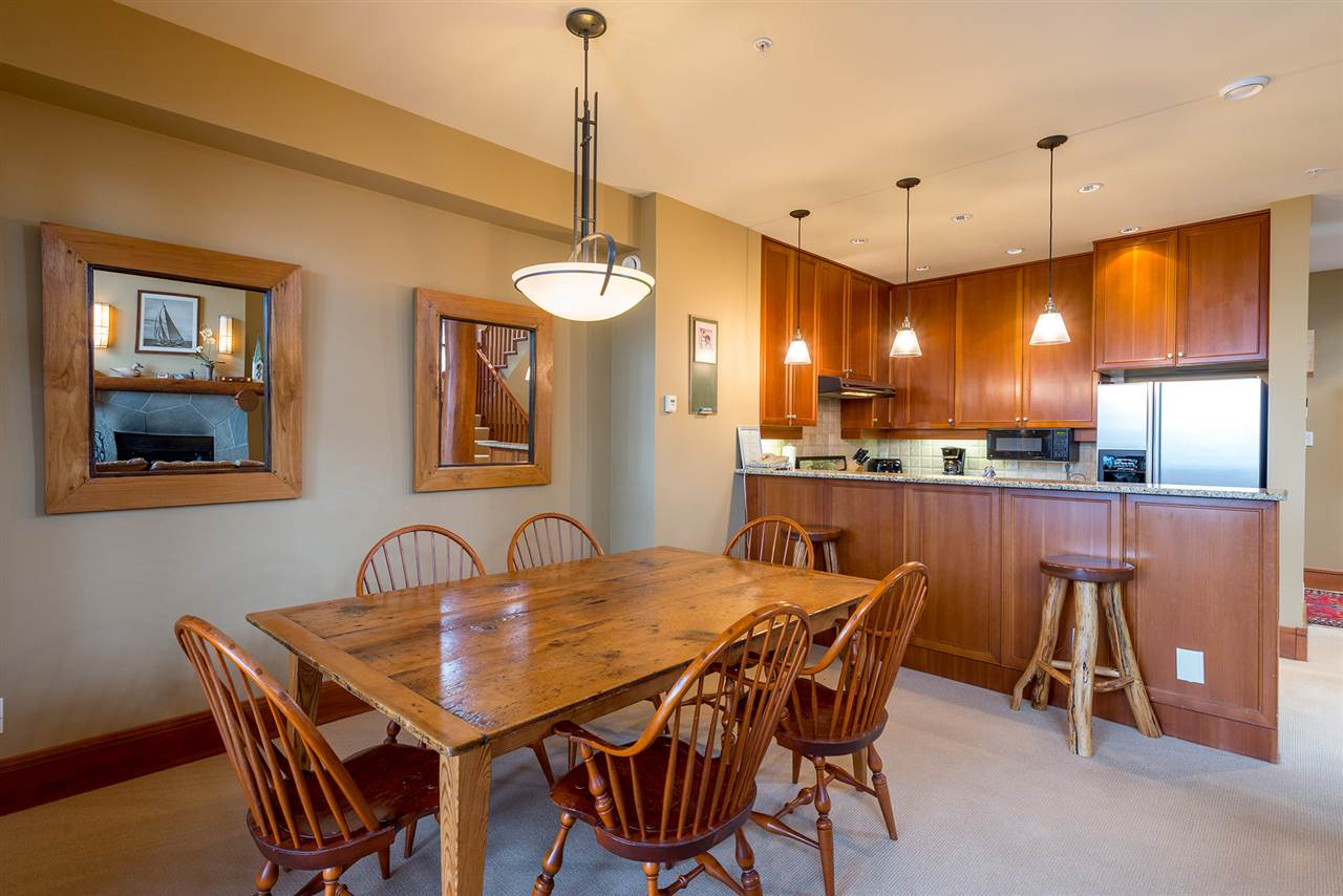 Townhouse at 19 2324 TALUSWOOD PLACE, Unit 19, Whistler, British Columbia. Image 5