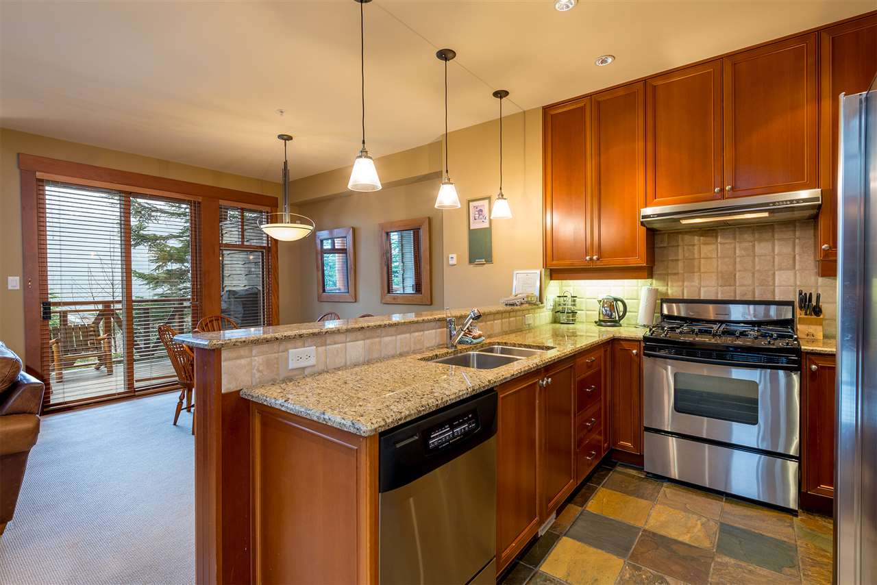 Townhouse at 19 2324 TALUSWOOD PLACE, Unit 19, Whistler, British Columbia. Image 6