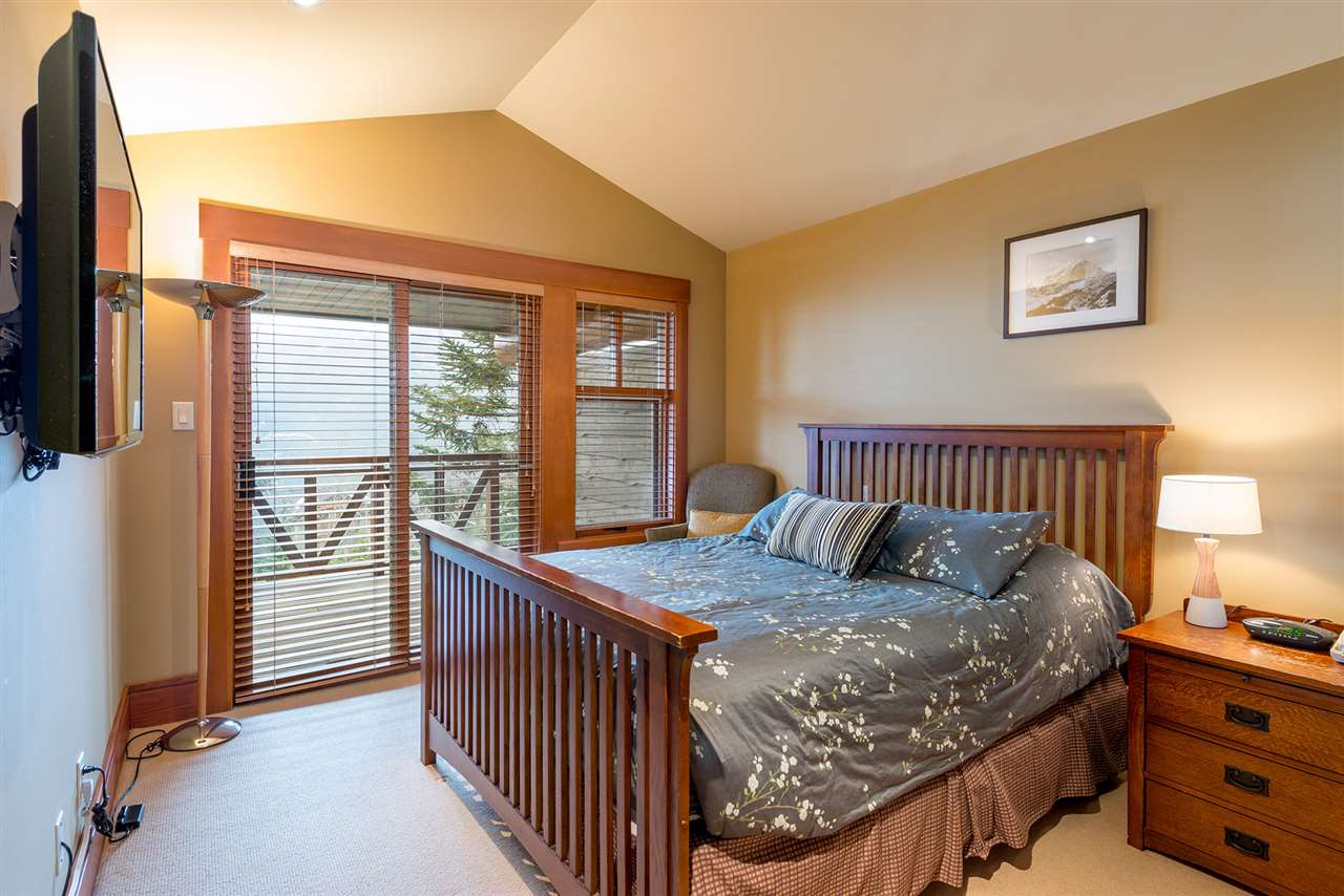 Townhouse at 19 2324 TALUSWOOD PLACE, Unit 19, Whistler, British Columbia. Image 9