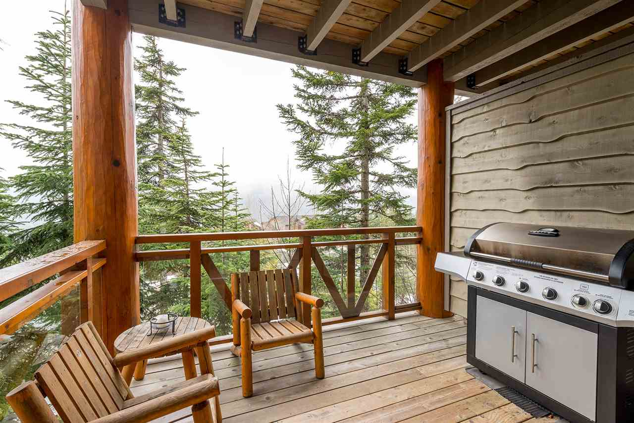 Townhouse at 19 2324 TALUSWOOD PLACE, Unit 19, Whistler, British Columbia. Image 17