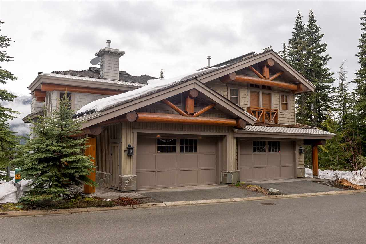 Townhouse at 19 2324 TALUSWOOD PLACE, Unit 19, Whistler, British Columbia. Image 20