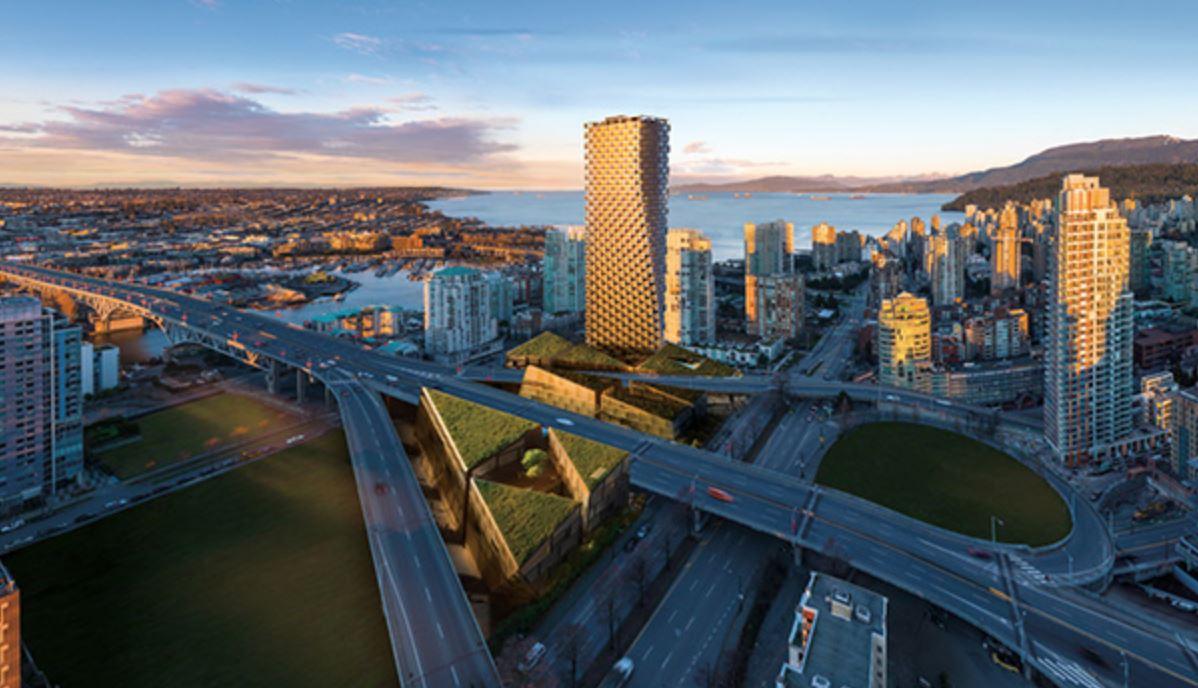 Condo Apartment at 5205 1480 HOWE STREET, Unit 5205, Vancouver West, British Columbia. Image 1
