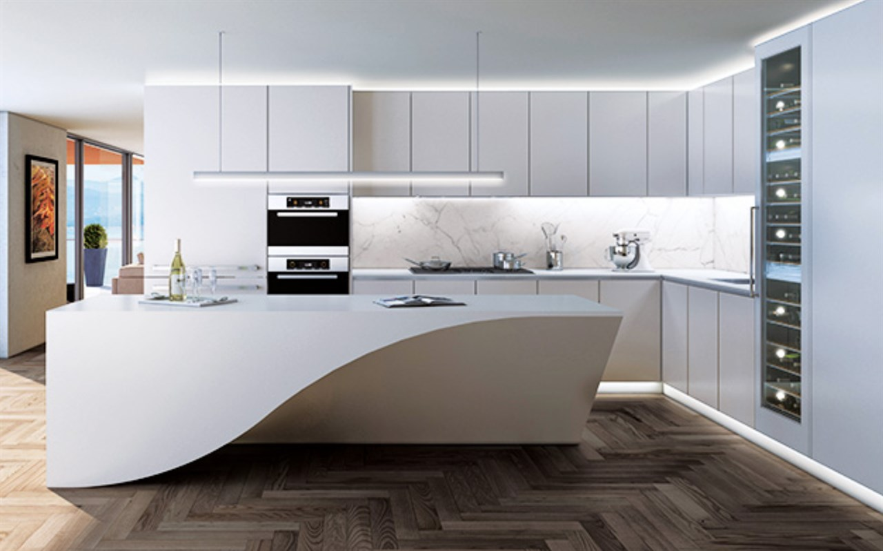 Condo Apartment at 5205 1480 HOWE STREET, Unit 5205, Vancouver West, British Columbia. Image 4