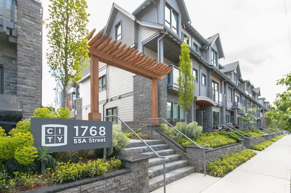 Townhouse at 314 1768 55A STREET, Unit 314, Tsawwassen, British Columbia. Image 3