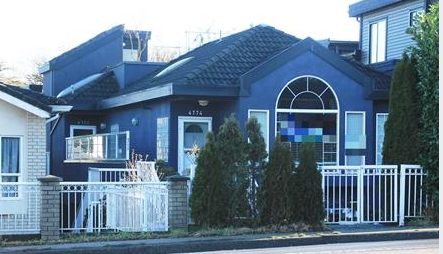 Half-duplex at 4774 KNIGHT STREET, Vancouver East, British Columbia. Image 1