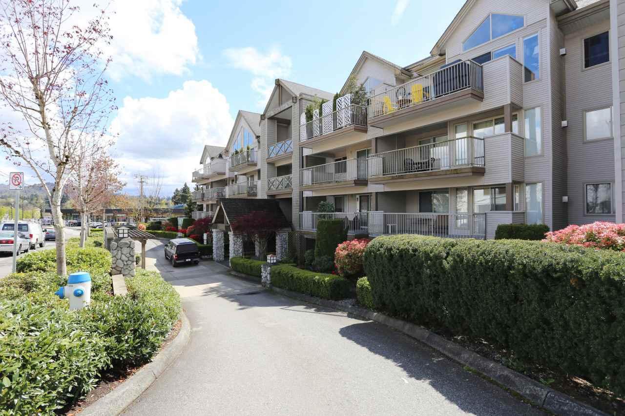 Condo Apartment at 218 33478 ROBERTS AVENUE, Unit 218, Abbotsford, British Columbia. Image 1