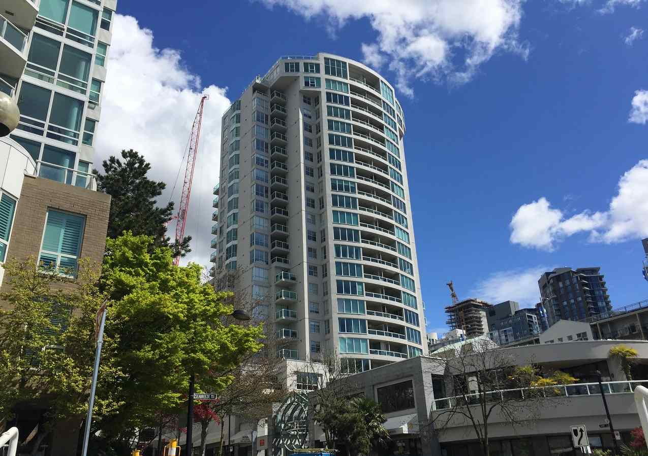 Condo Apartment at 709 1500 HOWE STREET, Unit 709, Vancouver West, British Columbia. Image 2