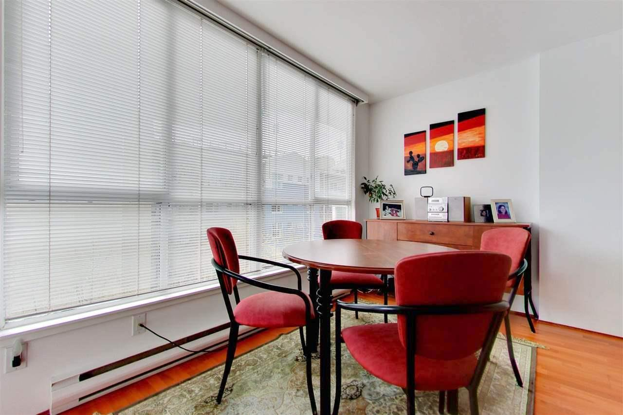 Condo Apartment at 709 1500 HOWE STREET, Unit 709, Vancouver West, British Columbia. Image 5