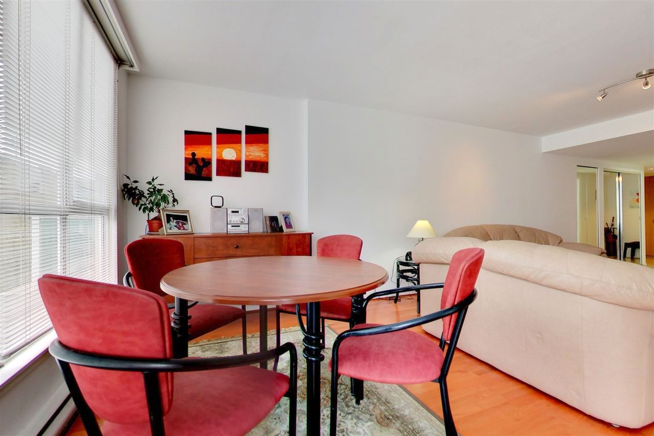 Condo Apartment at 709 1500 HOWE STREET, Unit 709, Vancouver West, British Columbia. Image 6
