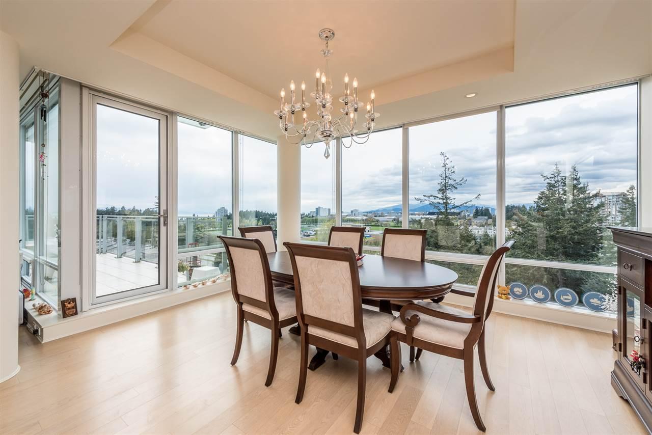 Condo Apartment at 1403 5838 BERTON AVENUE, Unit 1403, Vancouver West, British Columbia. Image 4