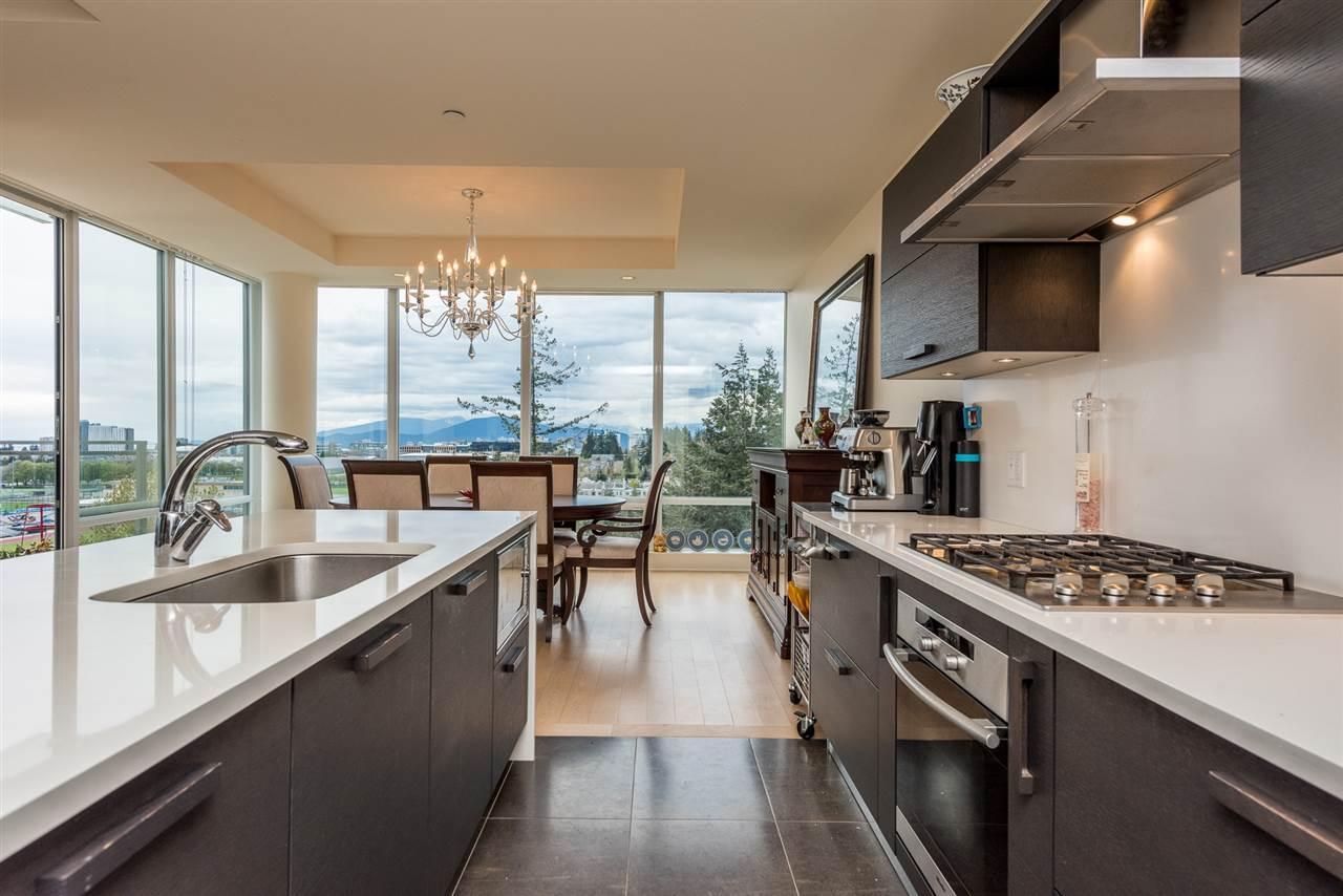 Condo Apartment at 1403 5838 BERTON AVENUE, Unit 1403, Vancouver West, British Columbia. Image 6