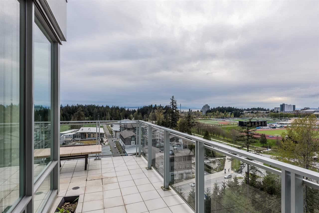 Condo Apartment at 1403 5838 BERTON AVENUE, Unit 1403, Vancouver West, British Columbia. Image 16