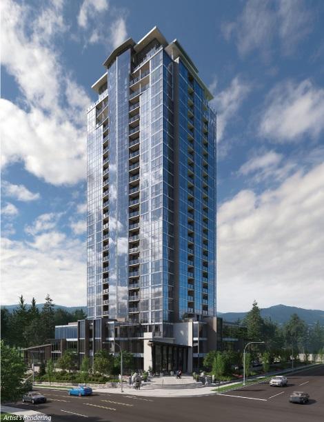 Condo Apartment at 1601 2180 GLADWIN ROAD, Unit 1601, Abbotsford, British Columbia. Image 1