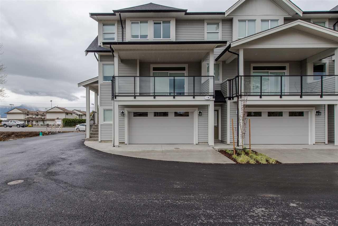 Townhouse at 1 45455 SPADINA AVENUE, Unit 1, Chilliwack, British Columbia. Image 20