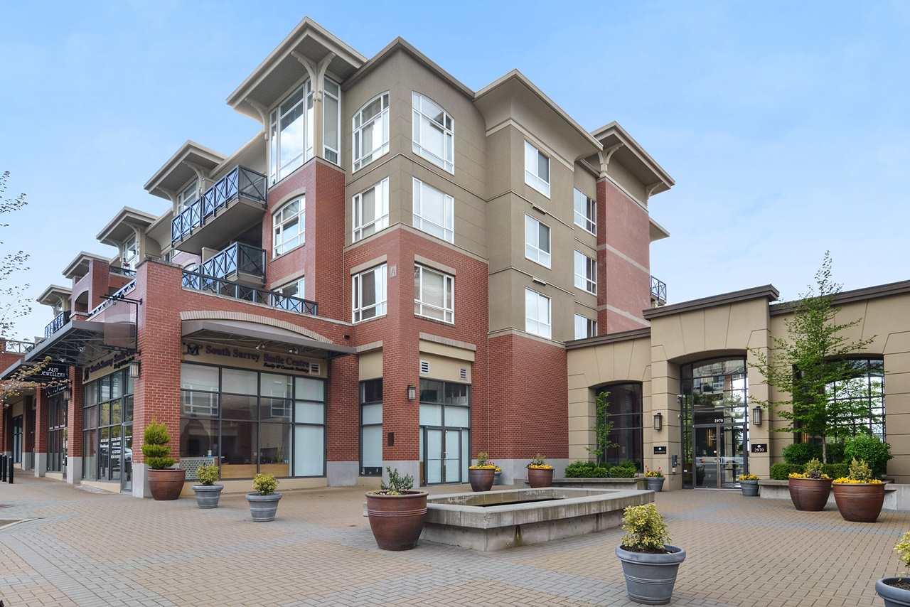Condo Apartment at 401 2970 KING GEORGE BOULEVARD, Unit 401, South Surrey White Rock, British Columbia. Image 3
