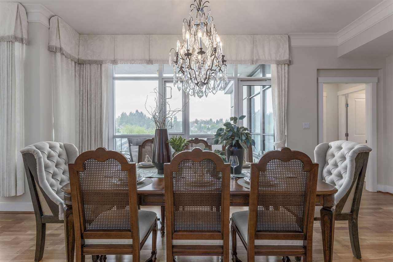 Condo Apartment at 708 4685 VALLEY DRIVE, Unit 708, Vancouver West, British Columbia. Image 2